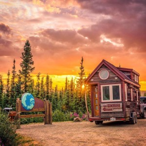 Tiny House Giant Journey, zdroj: Facebook